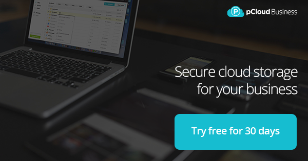 pcloud for business trial